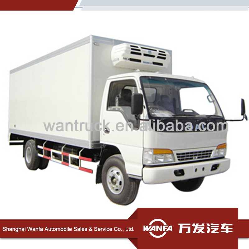 Refrigerated Truck Folding Steps For Trailer