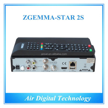 Zgemma Star H2 Set-top Box OpenPLi Driver for PC