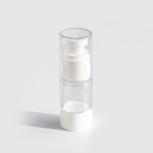 30ml ABS aluminum airless cosmetic bottles for lotion