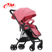 Aluminum alloy baby stroller for wholesale/light weight baby stroller easy to open and fold/baby stroller China supplier