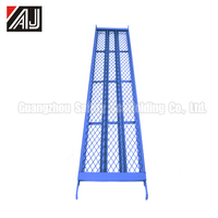 scaffolding safety steel mesh catwalk
