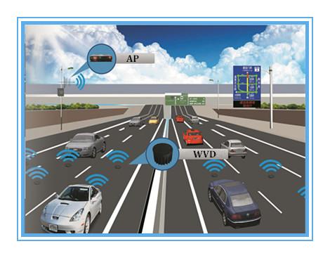 Rosim Battery Powered Vehicle Detection Sensor