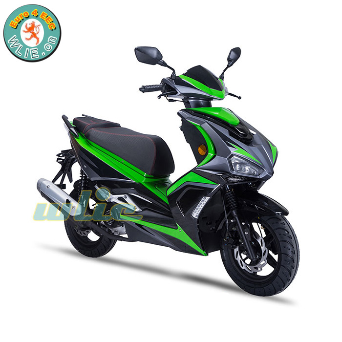 Nuovo Disegno Professionale dispiegarsi gas scooter 50cc/125cc F11(Euro 4)