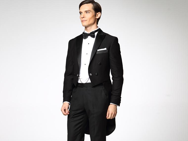 Business suit pants