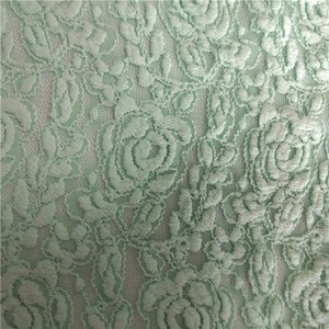 Cheap price soft textile allover chemical textiles embroidery lace fabric