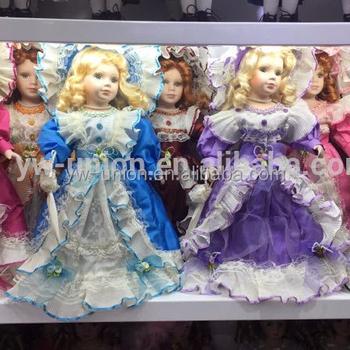 bambole ceramica