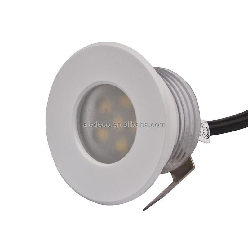 Aled-rd12-6 Etl Listed 12v Led Step Light
