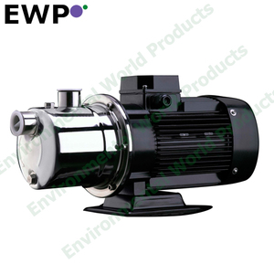 CNP MS Horizontal Single Stage Centrifugal Water Pumps for Water Treatment Industry