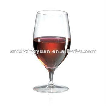 Short stemmed wine glass buy fancy wine glass thick stem wine glass beer goblet product on - Thick stemmed wine glasses ...