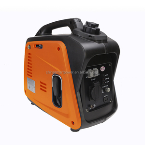 [15% shipping off] Portable Sound Proof Design Gasoline Generator 500w