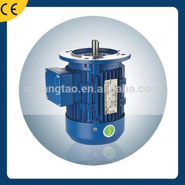 Three phase ac dc asyncronous electric motors