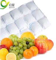 "Sheets 16""x11"" 2 Ply Disposable Techni Ice Heat & Ice Pack For Seafood Meat"