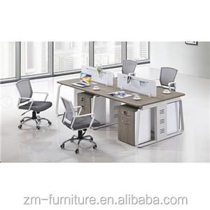 china 4 person workstation furniture wholesale alibaba rh alibaba com 4 Person Cluster Workstation 3 Person Workstation