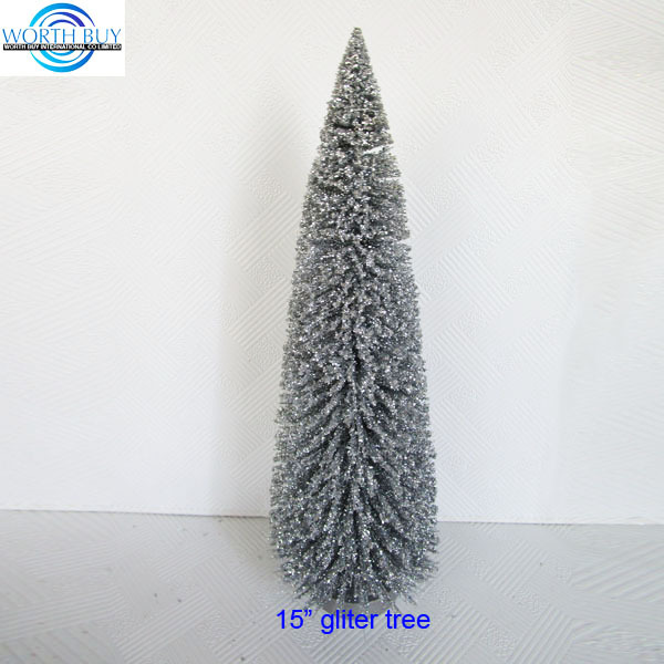 Most popular products silver Christmas tree from China factory