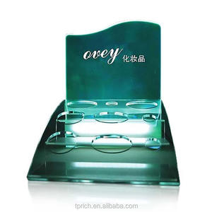 High Quality Professional Acrylic cosmetic display unit Made by experienced Factory