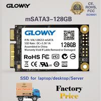 Golden Memory/OEM solid state drive Pci-e Msata Ssd 128gb