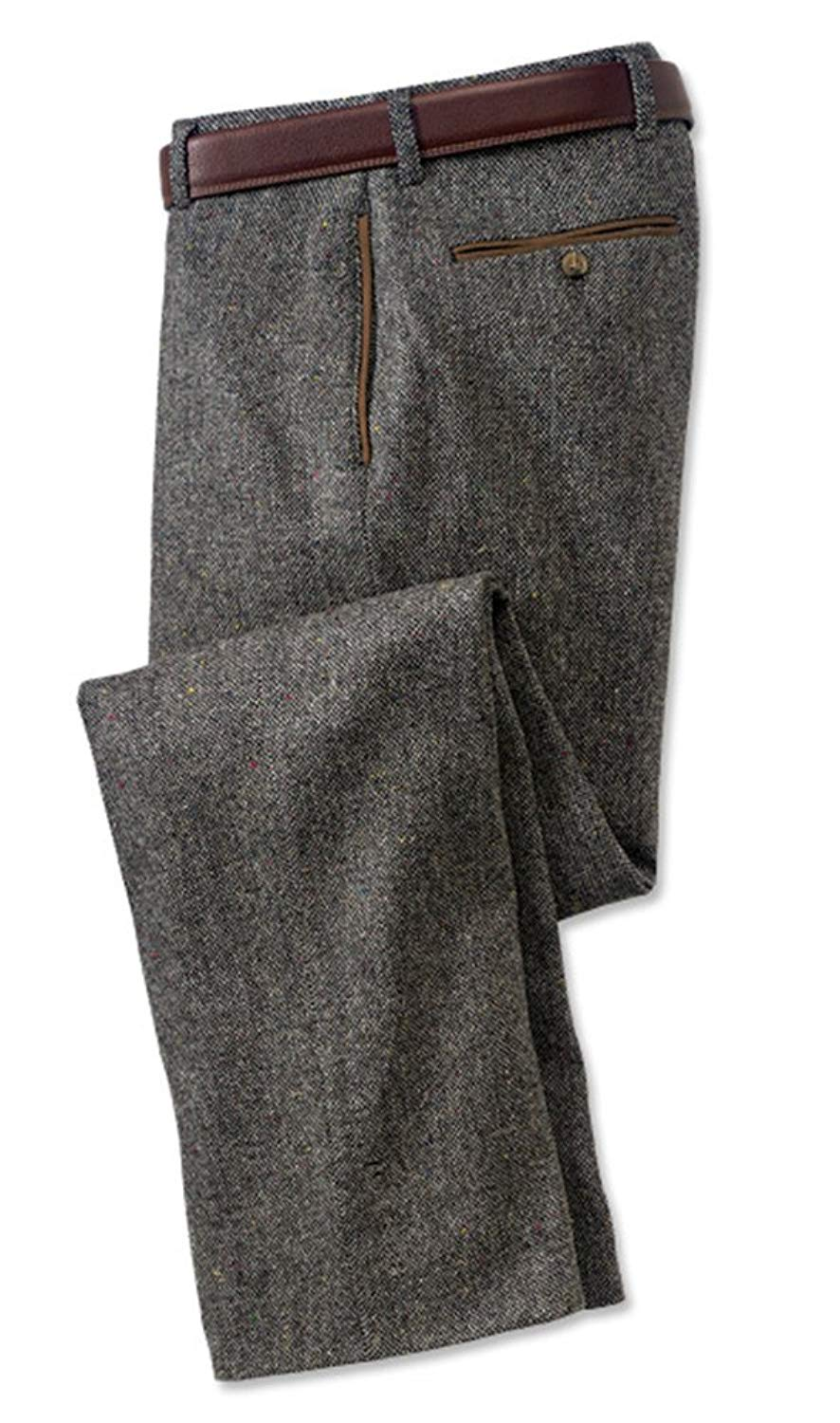 deb222361e716 Get Quotations · Orvis County Donegal Tweed Pants