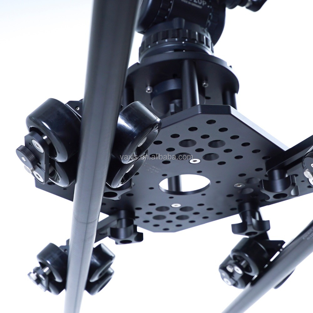 product detail vaxis cinema slider cm  load kg camera dolly for filmmakers