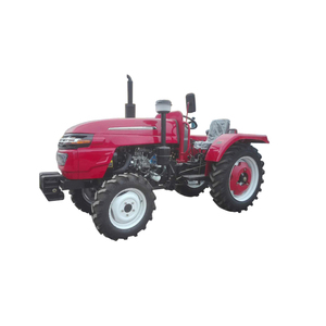 55HP Category I suspension type rubber wheel tractor