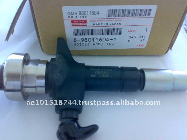 Japan Isuzu 8980116041 Genuine Parts Denso Injector - Buy Denso  Injector,Auto Injector,Injector Denso Product on Alibaba com