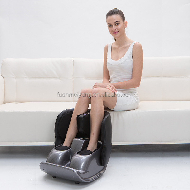 Portable Electric Vibrating Blood Circulation Foot Massage Machine