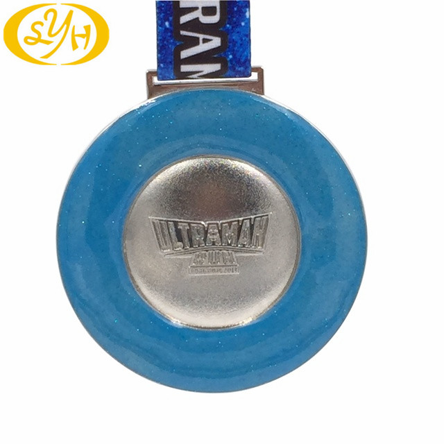 Factory Manufacturer Custom Your Own <strong>Design</strong> 3D Gold Race Award Medal Zinc Alloy Metal Marathon Running Sports Medal with Ribbon