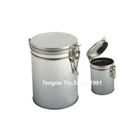 special food tin cans /tin box with sealed lid