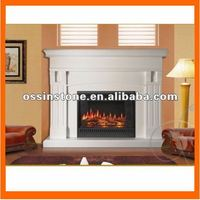 Luxury Decorative Insert Electric Fireplace With CE