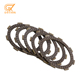 Wholesale Professional Motorcycle Parts 5Pcs CG125 Clutch Plate