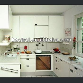 Modern White Melamine Kitchen Storage Cabinets Cabinet Base Product On