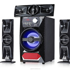 HOT SALE 3.1 home theater big powered speaker with usb fm