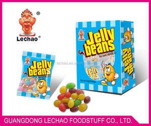 Jelly Bean Candy With Individual Packed Or Bulk