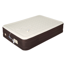 inflatable plastic air bed mattress
