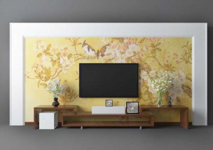 Exelent Latest Wall Unit Designs Living Room Photo - Wall Art ...