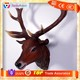 Factory Custom Handicrafts Statue mounted deer head wall decoration