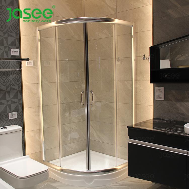 FreeStanding Glass Shower Enclosure,Simple Shower Room, View shower ...