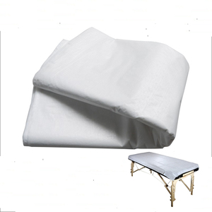 OEM/ODM Factory Supply Medical Disposable SMS Nonwoven Massage Fitted Bed Cover