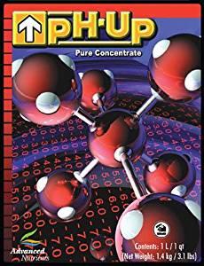 Advanced Nutrients pH-Up Fertilizer, 4 L