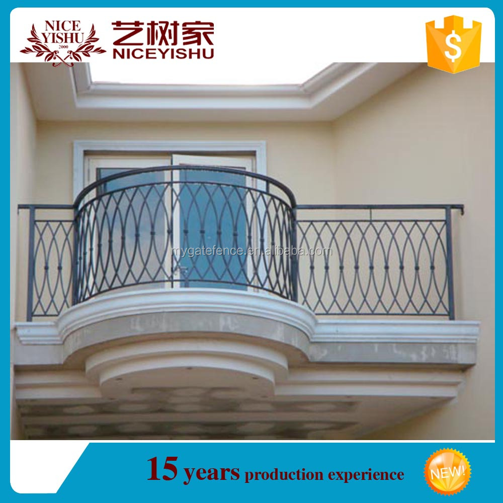 Fashion Modern Terrace Handrail Design