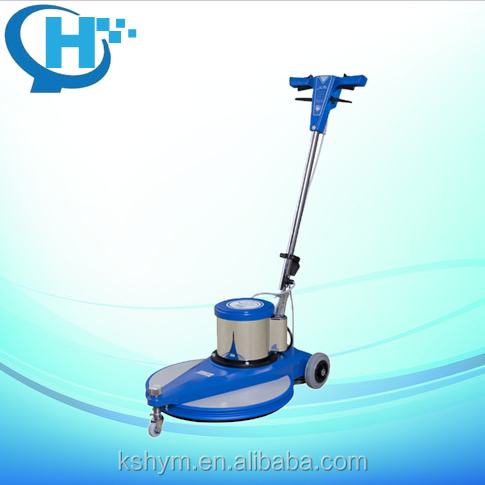 high speed marble polisher floor waxing