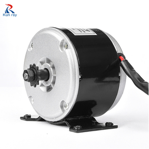 Hot Sales 250W 24V Electric Wheelchair/Electric Car Brushed Dc Motor
