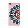 New Arrival Print Mandala Flower Datura soft tpu mobile phone case for iphone 7 cell phone