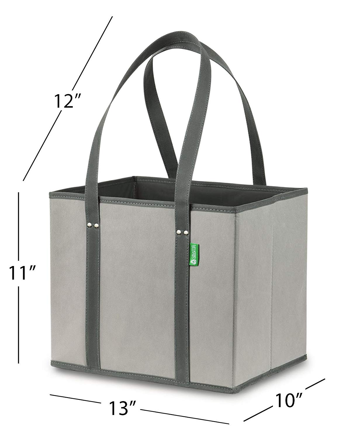 Wenzhou Colorbag Reusable Grocery Bag Shopping Box Tote Collapsible Bag