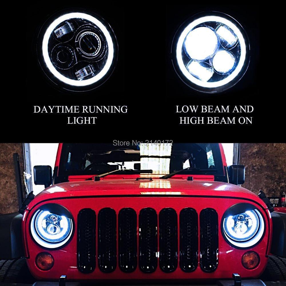 DIAGRAM] Jeep Yj Halo Headlight Wiring Diagram FULL Version ... on