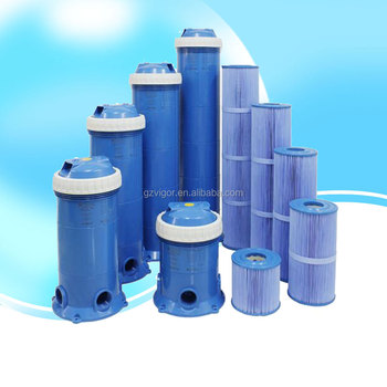 Swimming Pool Filter Portable Cartridge Aquatic Sand Filter/paper Pleated  Filter Cartridge For Pre