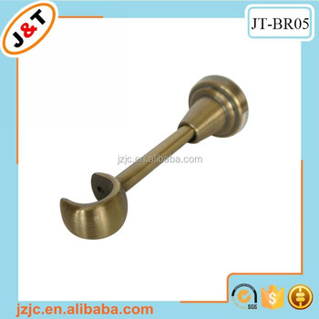 Adjustable L Bracket, Curtain Rods Curtain Brackets