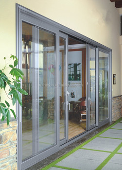 Residential used exterior sliding door for sale buy used for Residential sliding doors