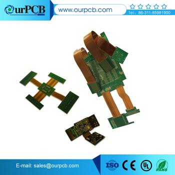 Smt Production Line Pcb Simple Electronic Circuit - Buy 94v-0 Led ...