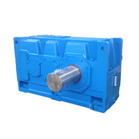 GUOMAO Heavy duty bevel helical gearbox for Mill plate
