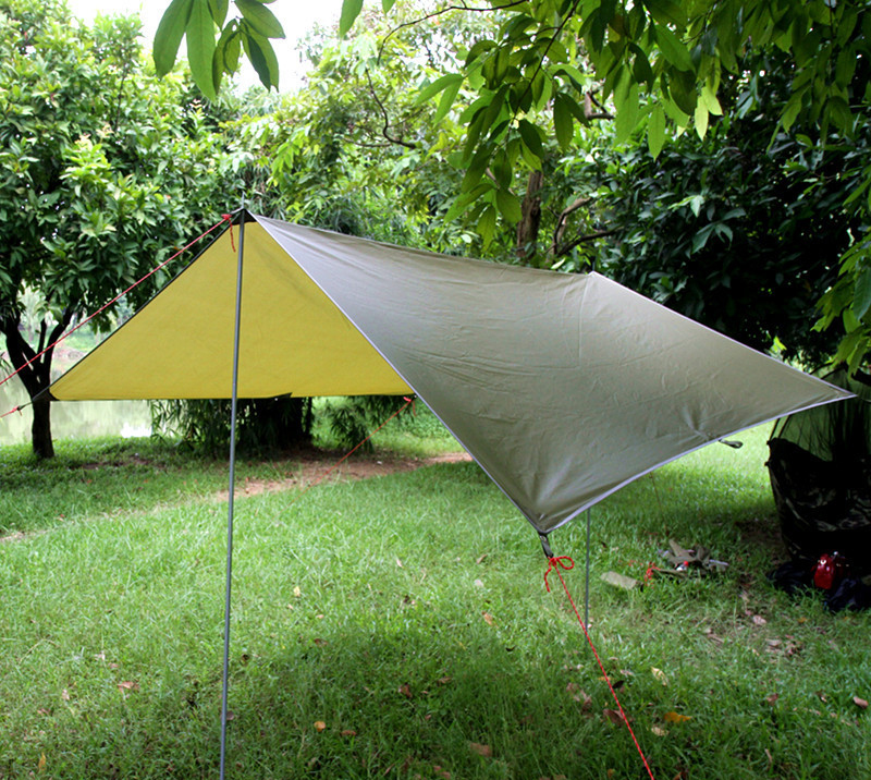 Message, simply Redhead tent rain fly are